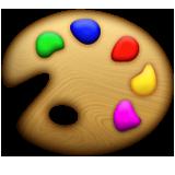 emoji palette