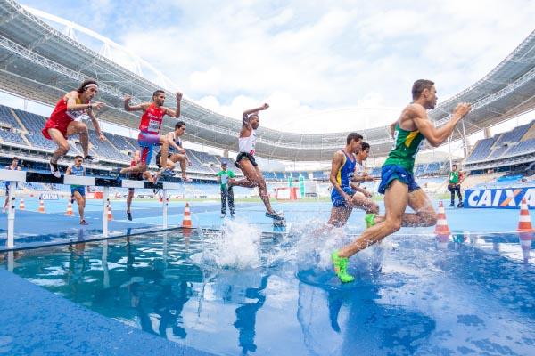 olympic practice run
