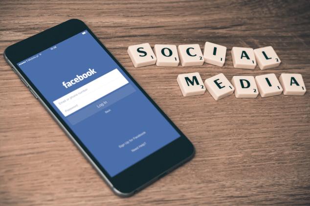 Update social channels