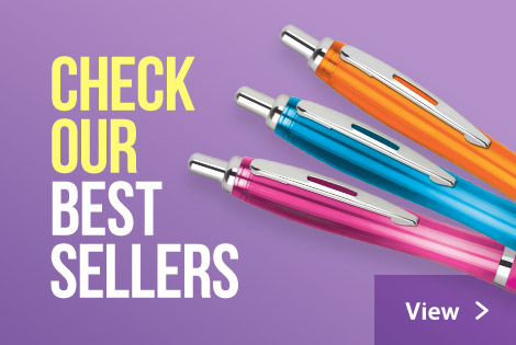 Best selling promotional bags & pens