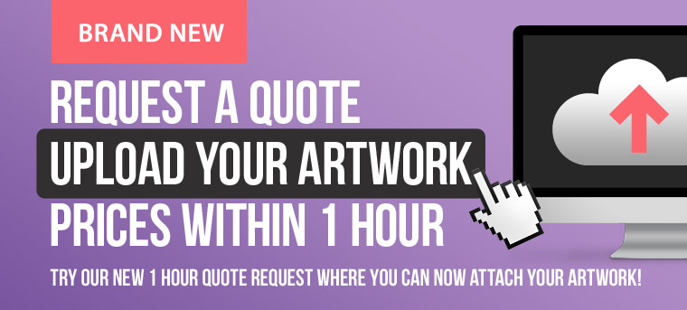 Send us your artwork to print
