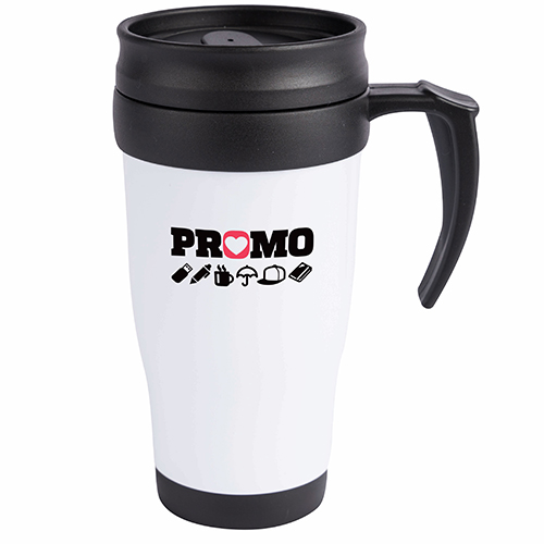 Promotional Thermo Travel Mugs for Travel Campaigns