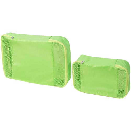 2 piece packing cubes personalised travel bags. Black Bedroom Furniture Sets. Home Design Ideas