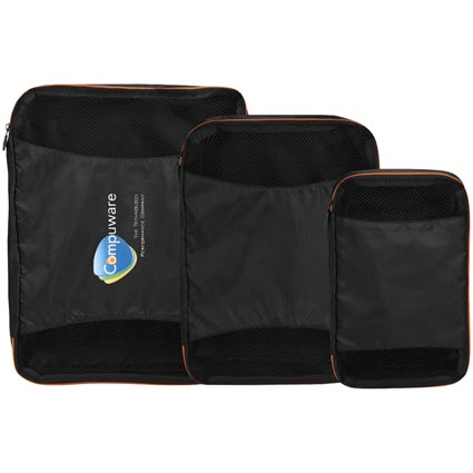 3 piece packing cubes personalised packing cubes. Black Bedroom Furniture Sets. Home Design Ideas