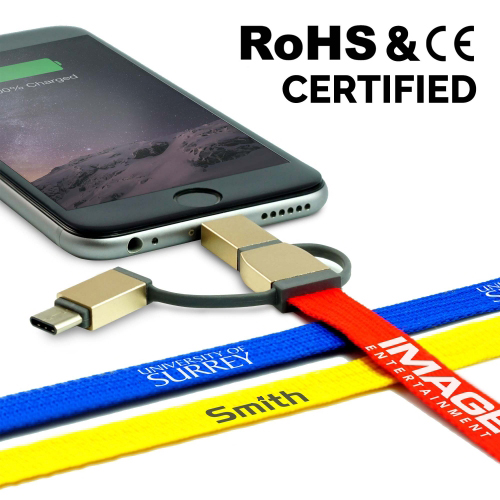 3 in 1 Charging Leads