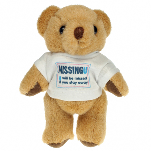 5 Inch Honey Jointed Bear