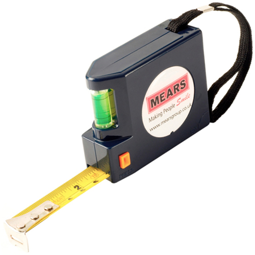 5M Spirit Level Tape Measure
