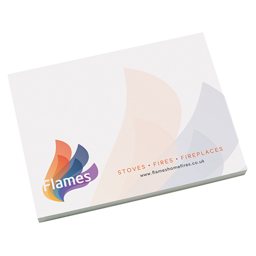 A7 Sticky Notes Printed Post It Notes Personalised