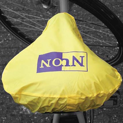 Bike Seat Covers Printed Eco Friendly Products Branded