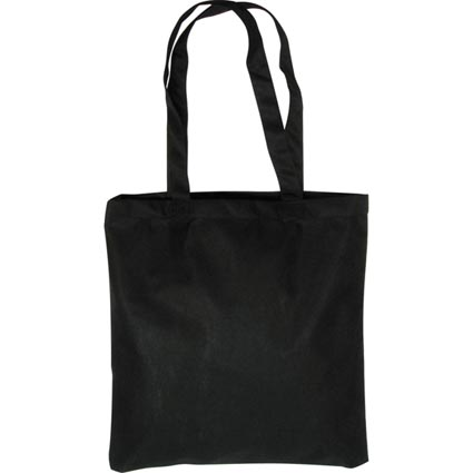 Promotional Recycled PET Pimlico Shopper Bags, a durable tote bag with long handles and in a generous size ideal for countless uses for the ecologically aware. Made from recycled PET in the UK, these useful personalised bags are a great way of promoting your brand or logo in an eco friendly light, on the go, anywhere.