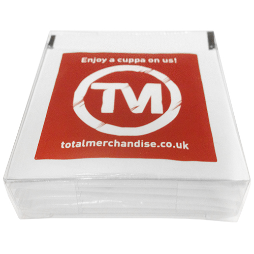 Box of 5 Tea Bags | Personalised Tea and Coffee | Promotional Drinks | Fast Lead Times