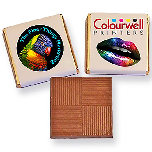 Promotional Gift Express Chocolate Neapolitans merchandise ideas
