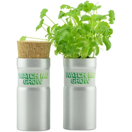Desktop Garden Tube Printed Eco Friendly Gifts Promotional