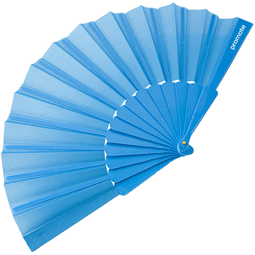fabric handheld fans personalised pocket fans promotional fans