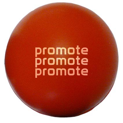 Promotional Foam Ball for printing with company logos