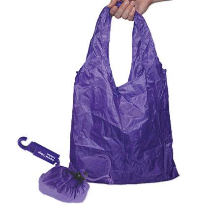 Foldable Shopping Bag Keyrings