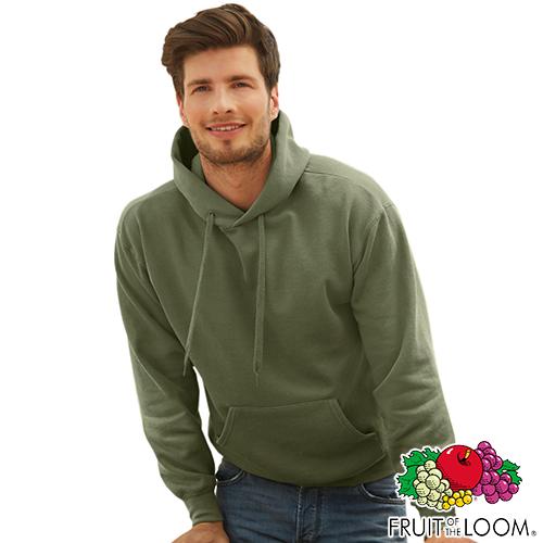 fruit of the loom hoodies personalised clothing. Black Bedroom Furniture Sets. Home Design Ideas
