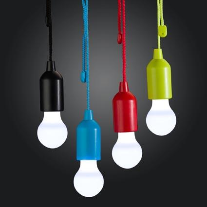 Led pull light