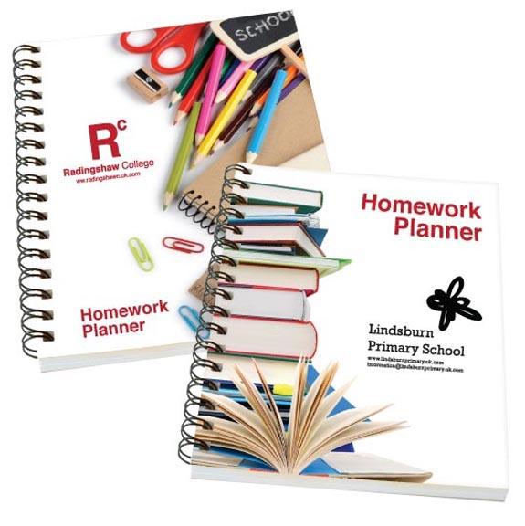 School planner homework