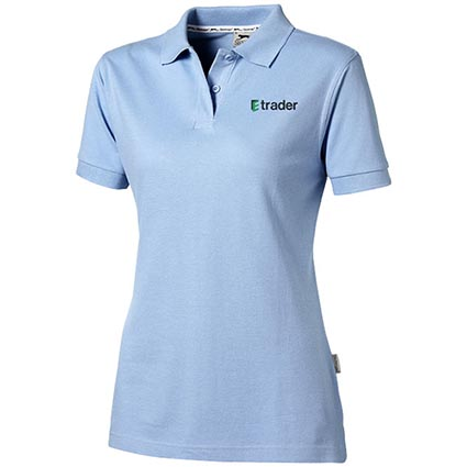 Ladies Forehand Polo Shirts Personalised Sport Shirts