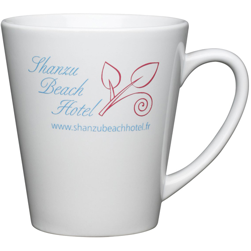 Promotional Latte Mugs for office merchandise