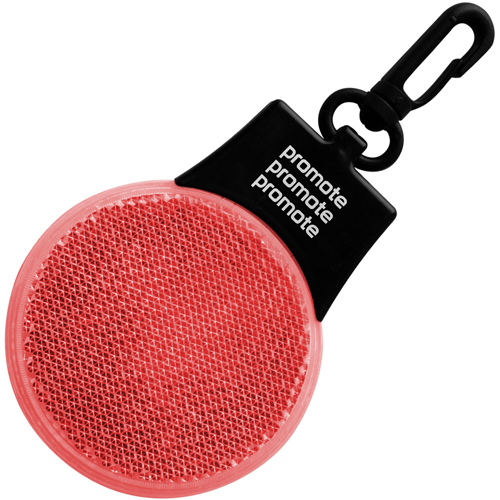 Light Up Safety Reflector