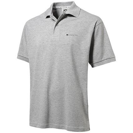 Promotional Mens Forehand Polo Shirts Made From 200 220g