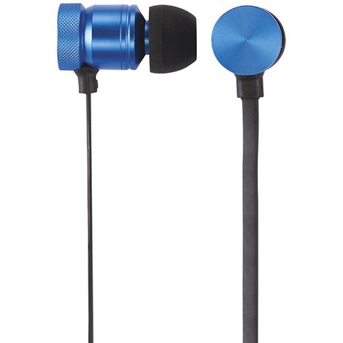 metal bluetooth earbuds personalised earphones promotional merchandise. Black Bedroom Furniture Sets. Home Design Ideas