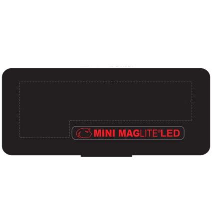 how to open mini maglite torch