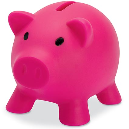 Mini piggy banks promotional piggy banks personalised for Mini piggy banks