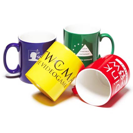 any colour mugs printed merchandise express lead times. Black Bedroom Furniture Sets. Home Design Ideas