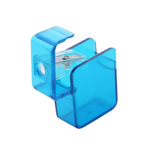 Save 52% on Plastic Square Pencil Sharpeners while stock lasts  clearance item, stock can not be guaranteed Promotional Plastic Square Pencil Sharpeners are perfect for offices and schools, offering a useful stationary item with great branding potential. These personalised sharpeners are great value and feature a generous printing area, perfect for your logo or message. Additional colour print available, prices available upon request.