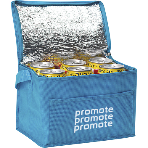 Promotional Small Fold Away Cooler Bags with logos
