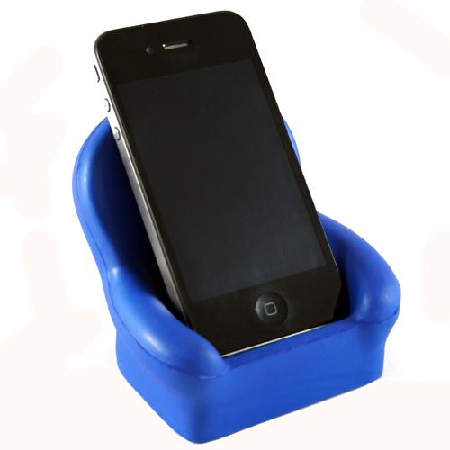 Smartphone Holder Stress Armchair Printed Phone