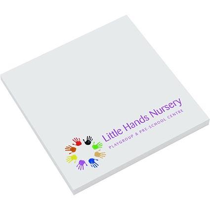 Branded Sticky notes for office stationery