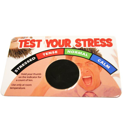 Stress Test Uk: Personalised Test Your Stress Cards