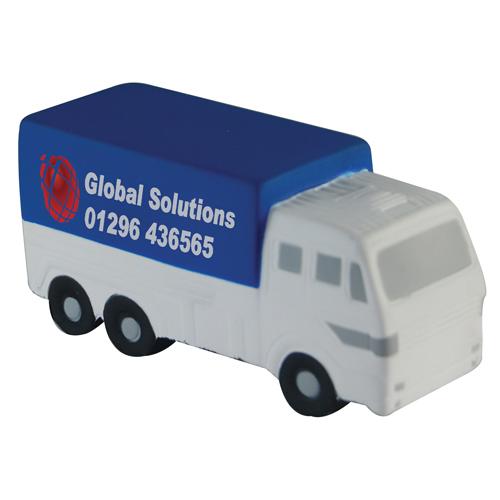 Stress Cargo Truck