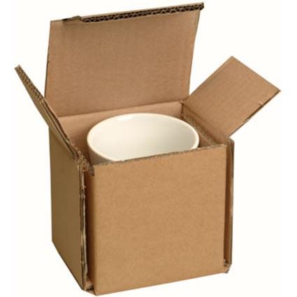 Promotional card mug mailer boxes for branded mugs