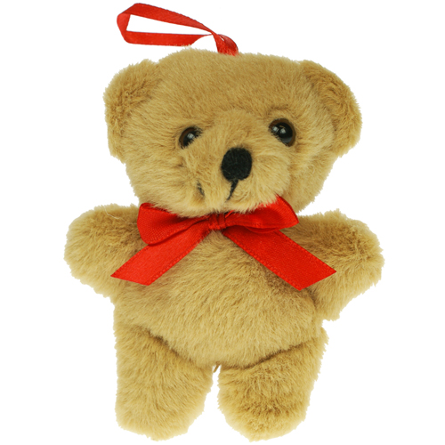 TIny Ted Bow Bear