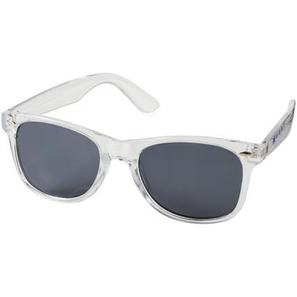 Translucent Retro Sunglasses