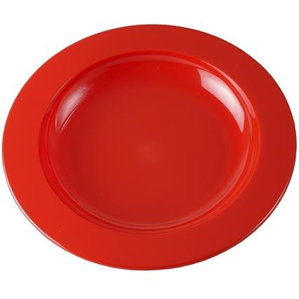Unbreakable Plastic Plates  sc 1 st  Total Merchandise & Colour picker u003e Red u003e Total Merchandise