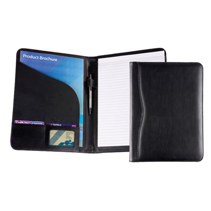 Balmoral Leather A4 Conference Folder