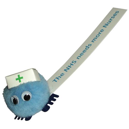 Nurse Logobugs