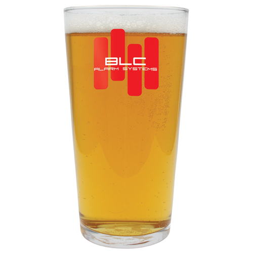 Conical Pint Glass