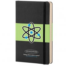 Custom Branded Promotional Large Moleskine Diaries for merchandise gifts