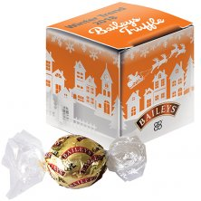 Custom Branded Baileys Truffle Cubes for Promotional Campaigns