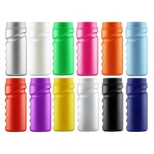 grip sports bottles branded with corporate logo