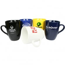 Corporate Gift Marrow mugs printed customised with logo
