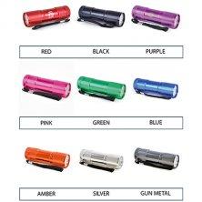Customised aluminium torch gifts