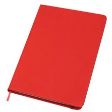 Promotional A5 Soft Touch Journal Notebooks for desks